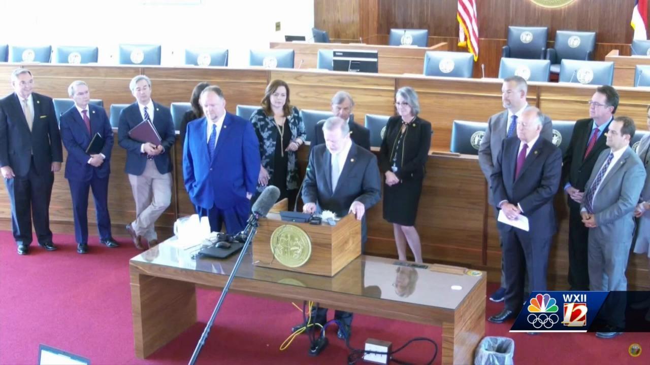 North Carolina Senate leaders roll out major tax cut in budget proposal, shorting teacher, worker raises
