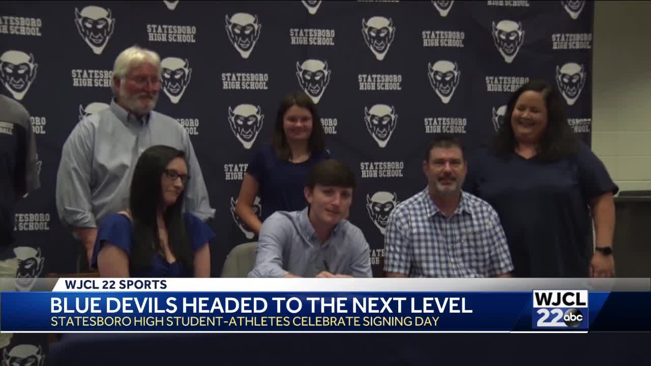 Signings at South Effingham and Statesboro