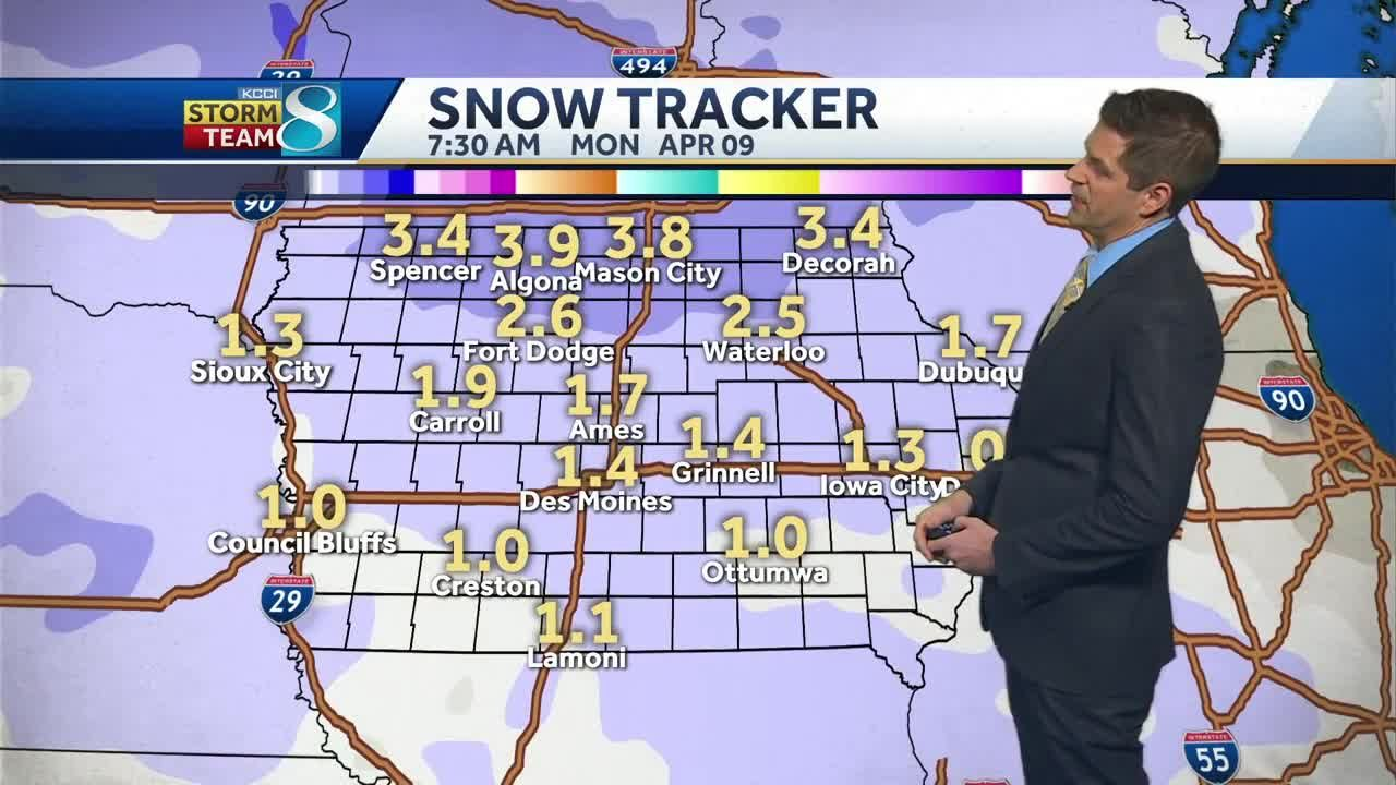 Videocast: Tracking weekend snow chances