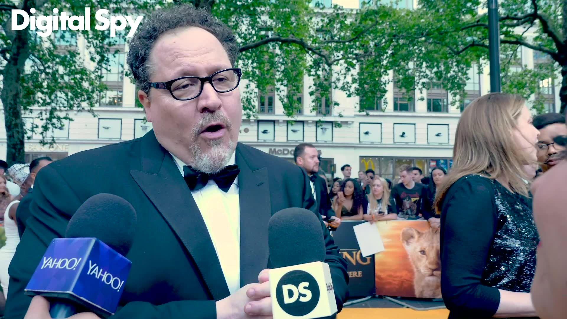 The Lion King director responds to 'Hakuna Matata' backlash