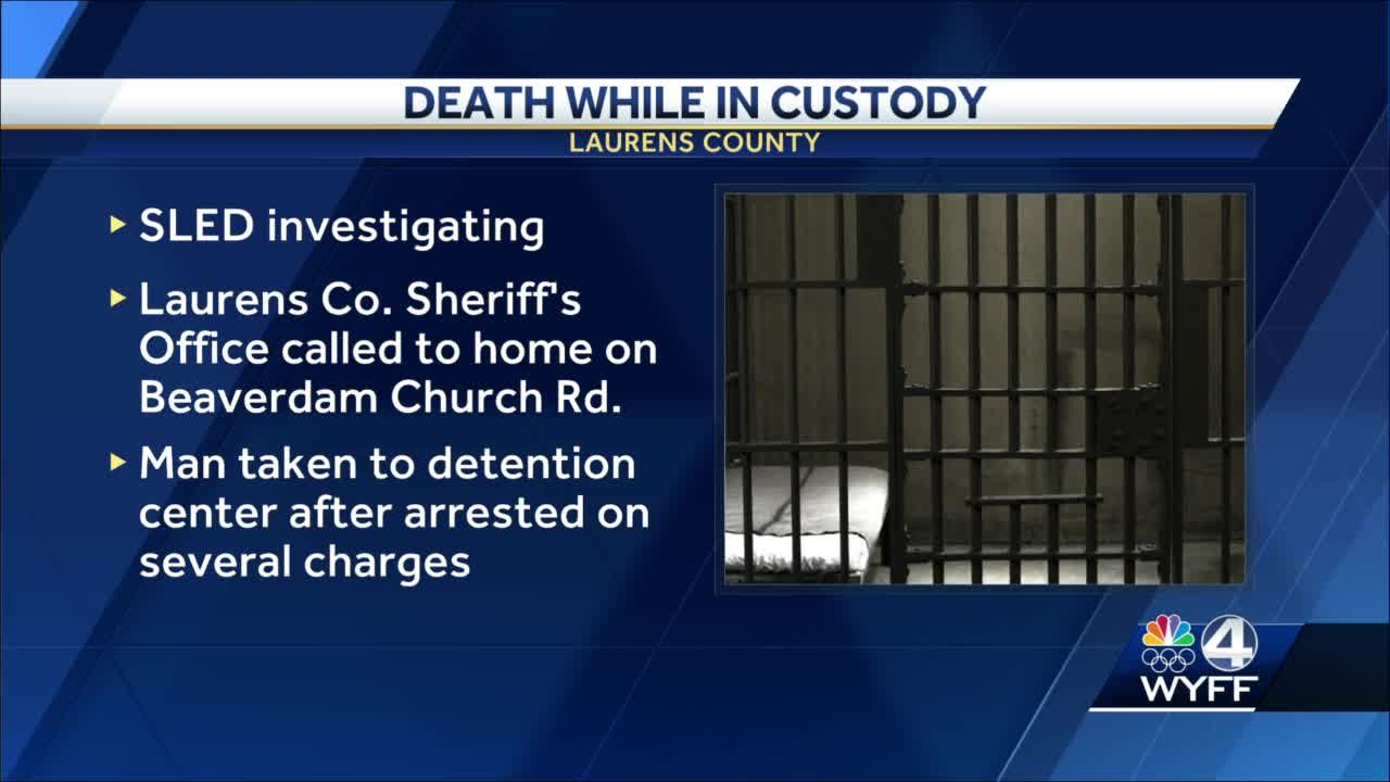 Inmate dies after medical emergency, sheriff's office says