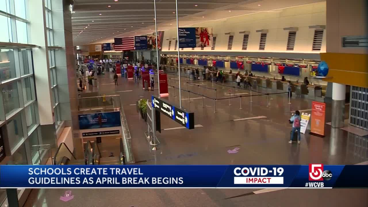Schools split on holiday break travel rules