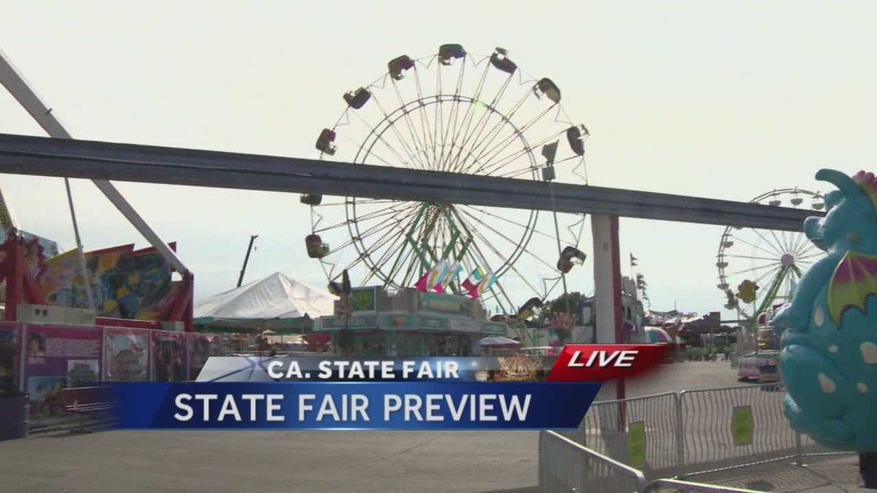 162nd California State Fair gets ready to kick off