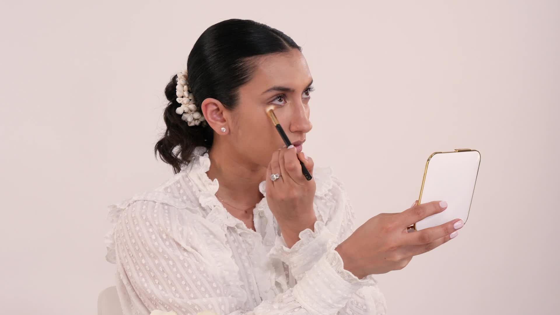 Bazaar Brides: Watch Kavita Cola doing her wedding make-up