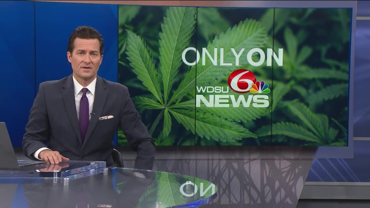 10,000 marijuana cases in New Orleans could be dismissed, pardoned under proposed council plan