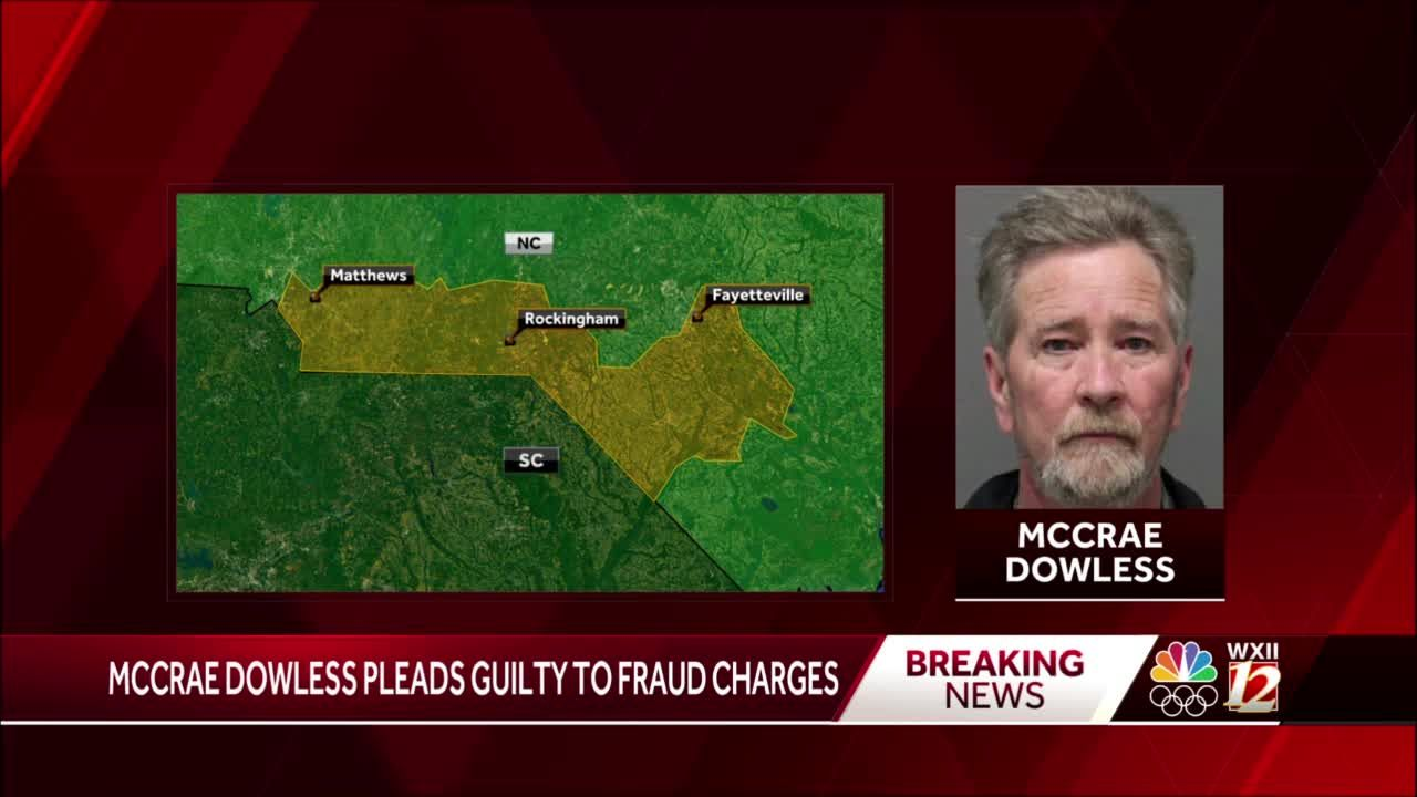 North Carolina: Central figure in 9th Congressional District voting scandal pleads guilty to fraud