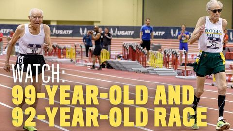 Why Indoor Track Is Slower Than Outdoor Runner S World