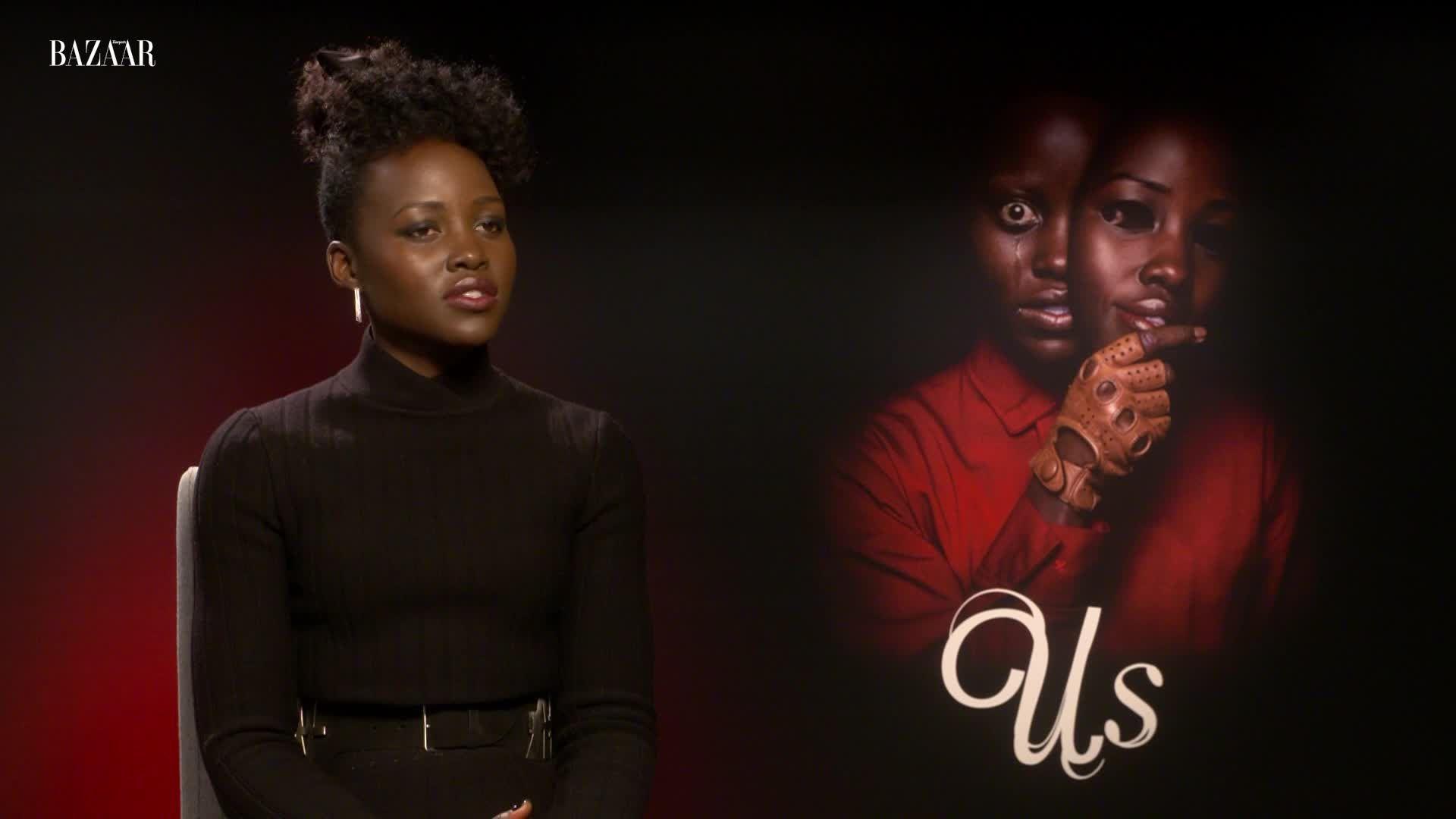 Lupita Nyong'o: Why female villains terrify us more than men