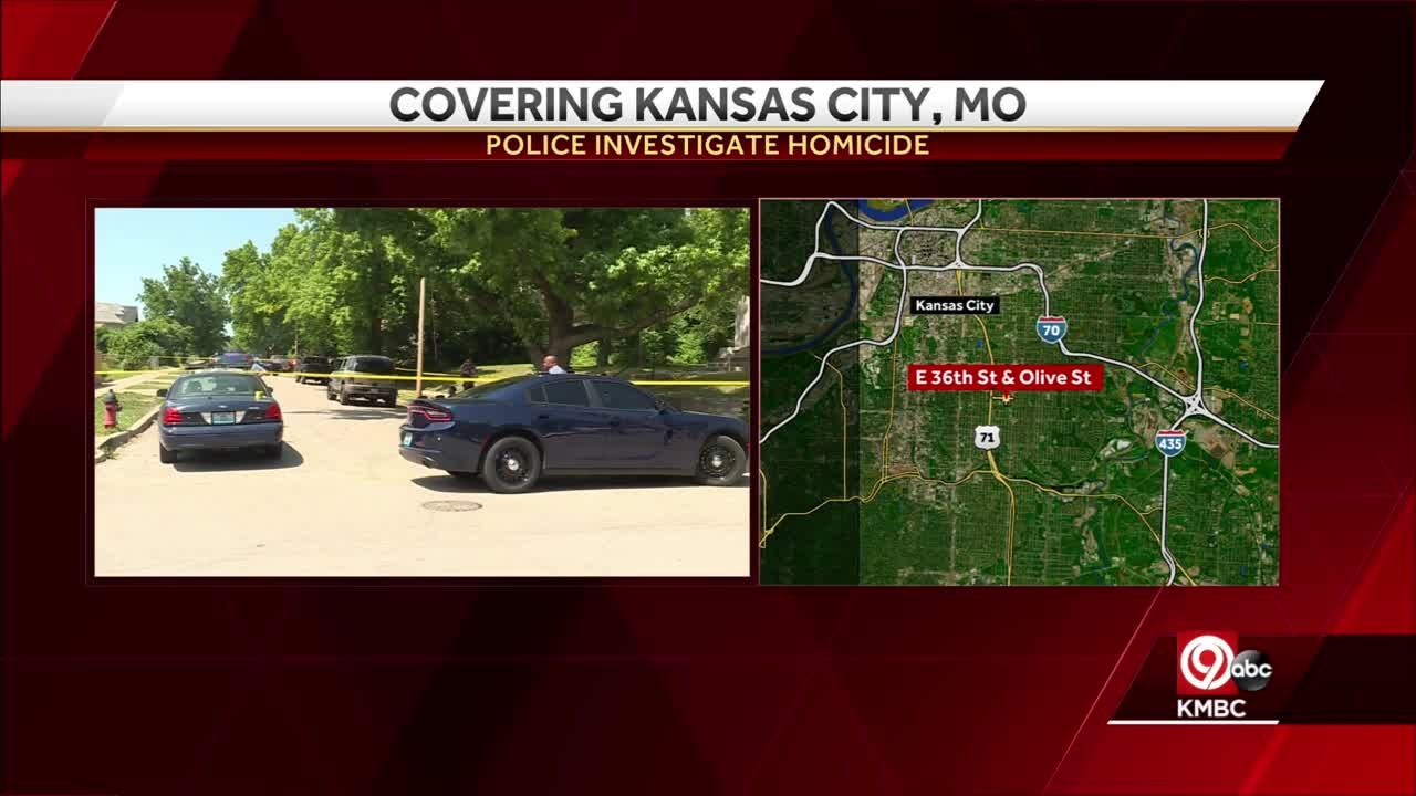 Kansas City police investigate fatal shooting on city's east side Tuesday afternoon