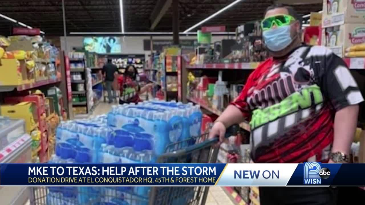 Jeep lovers collect donations to send to Texas