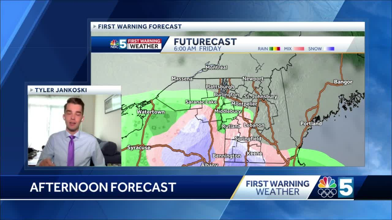 Video: Turning warmer and brighter Tuesday (4-12-21)