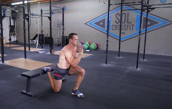 This Bulgarian Split Squat Tweak Will Build Massive Legs