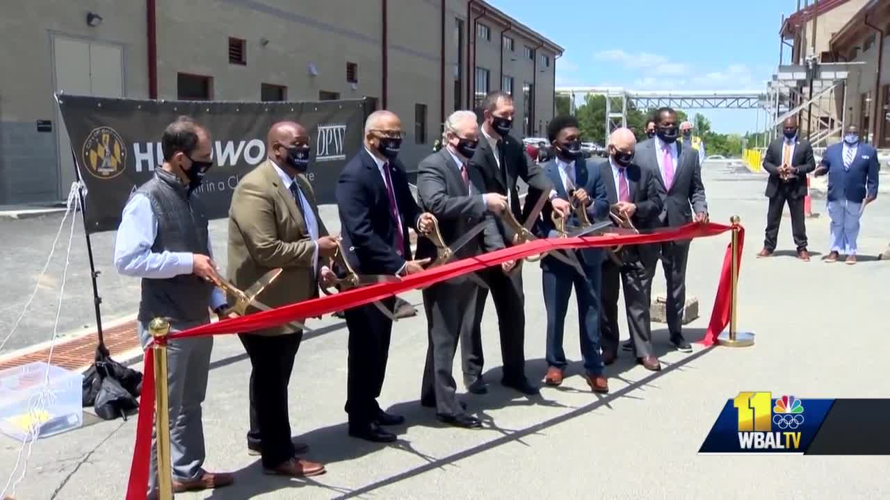 Headworks Project is solution to Baltimore's raw sewage overflow issues