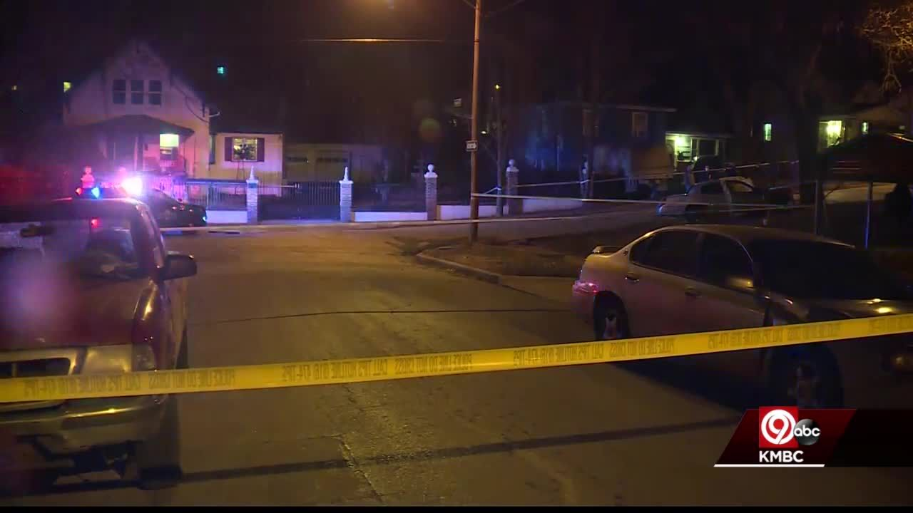 Kansas City police investigate after 2 found dead in northeast area