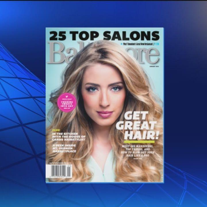 Baltimore Magazine Best Salons