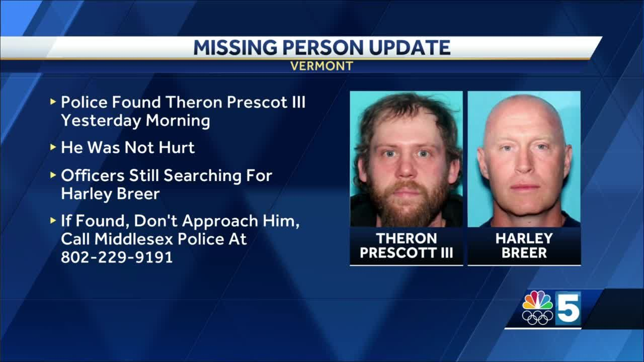 Vermont state police looking for a man they believe is connected to an assault