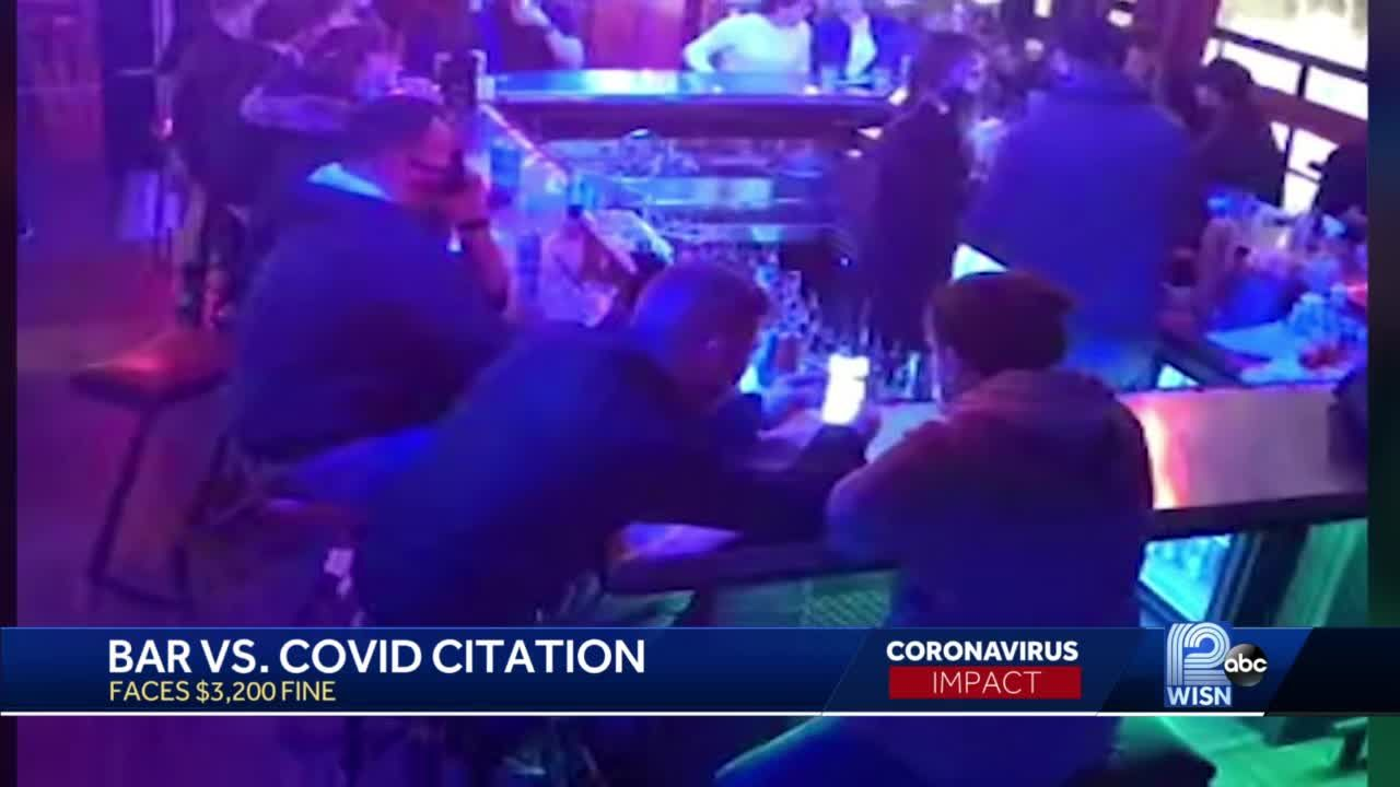 Milwaukee bar owner thought he was following COVID-19 safety rules fined $3,300 by city