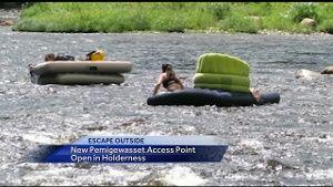 Escape Outside: Tubing on Pemigewasset River