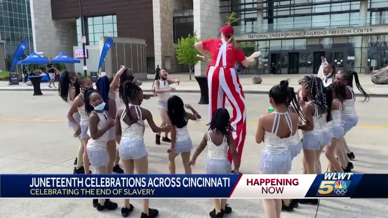 Juneteenth events happening in Greater Cincinnati this weekend