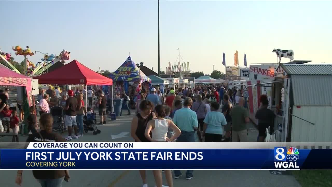 Vendors say York State Fair turnout was good