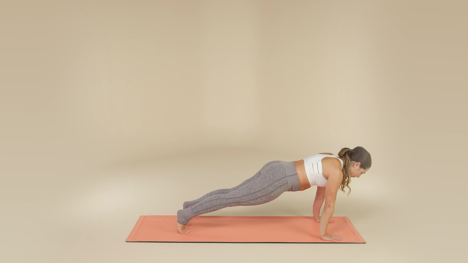 This 2-Minute Yoga Flow Will Get Your Core Fired Up ASAP