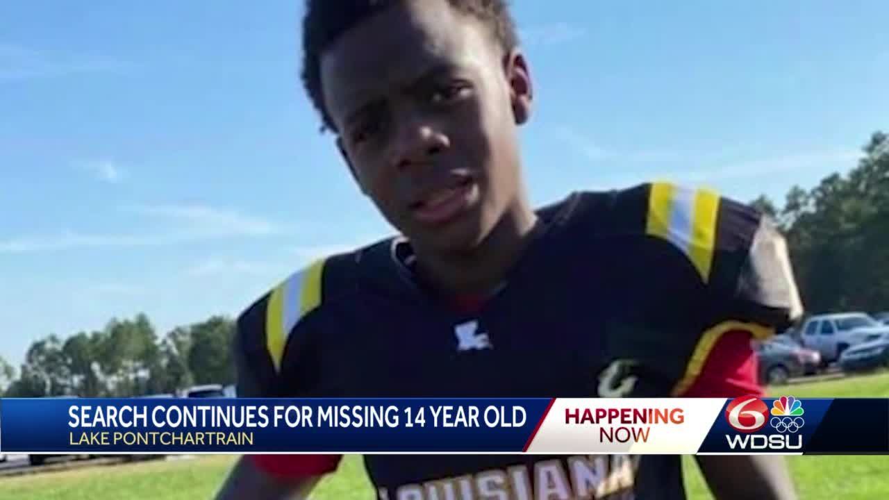 Day three of searching for Charles Cooper III