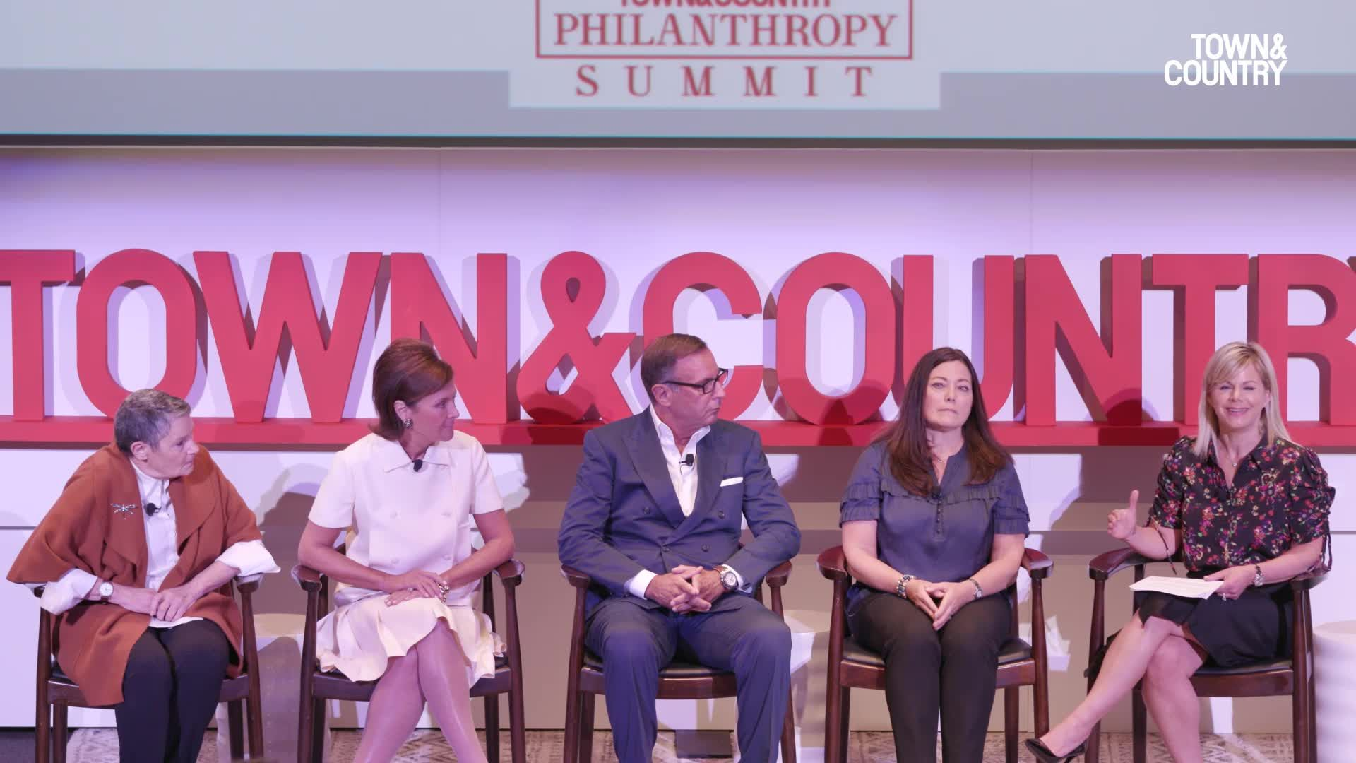 The Parents Crusade: When Philanthropy Is Informed By Your Own Family