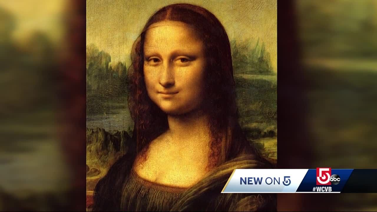 Boston Doctor Says Mona Lisa Was Not Well When She Posed For Famous