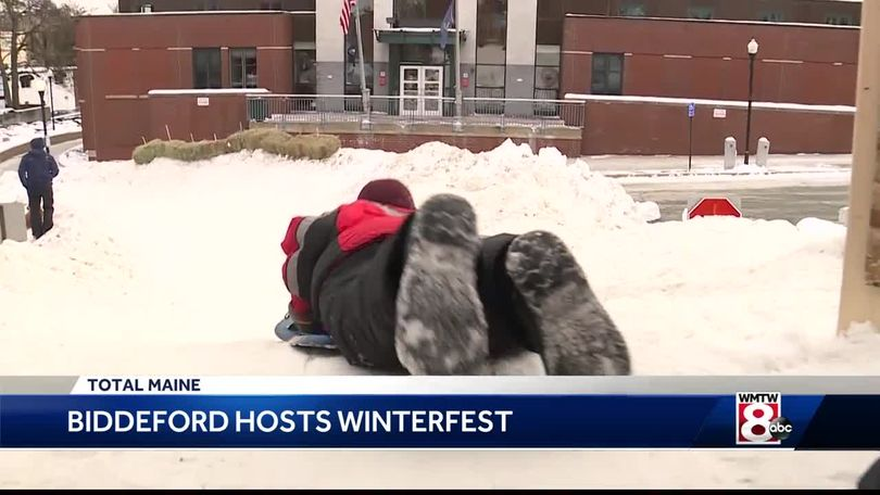 Biddeford Helps Fight Cabin Fever This Winter With Winterfest