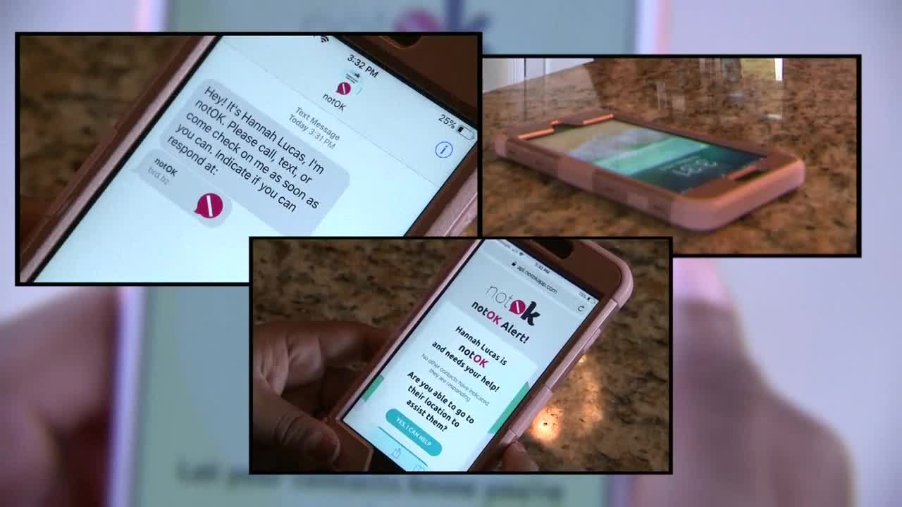 11 TV Hill: How the notOK app is helping youth with mental health issues