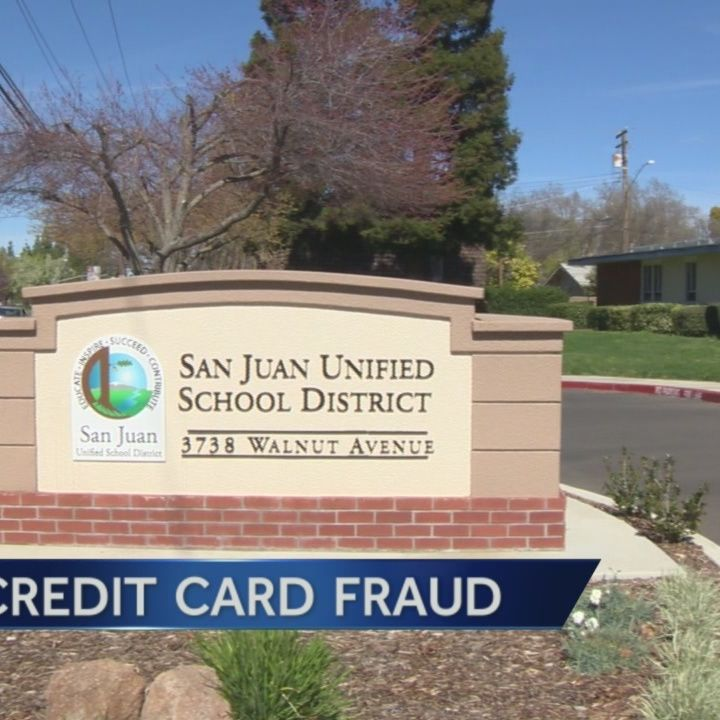 Credit Card Scam Linked To San Juan Unified School District