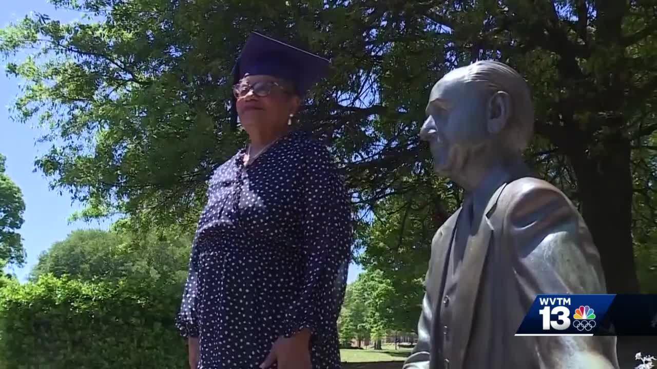 Birmingham woman, 78, graduates from Samford University