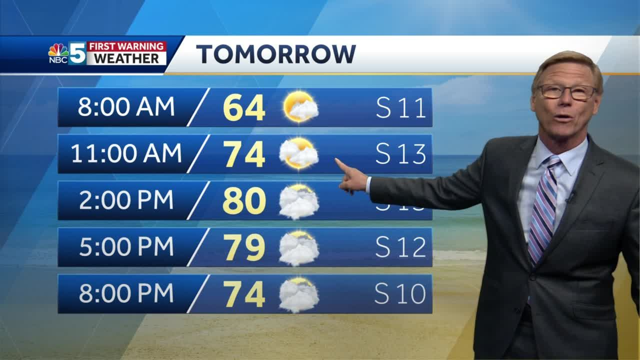 Video: Tom Messner has your weekend weather forecast. 6.17.21