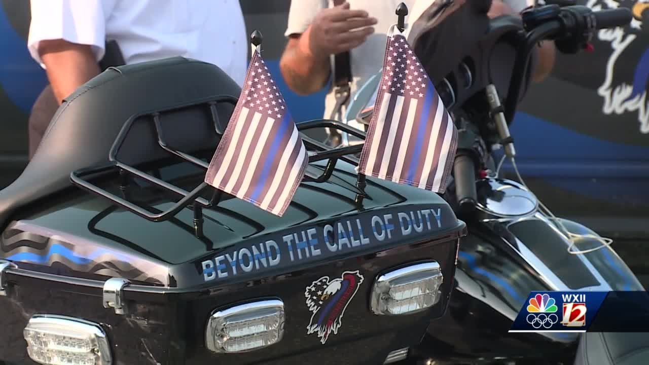 Greensboro: 'End of Watch Ride to Remember' pays tribute to those who have died in the line of duty