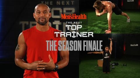 Meet Men's Health's Next Top Trainer