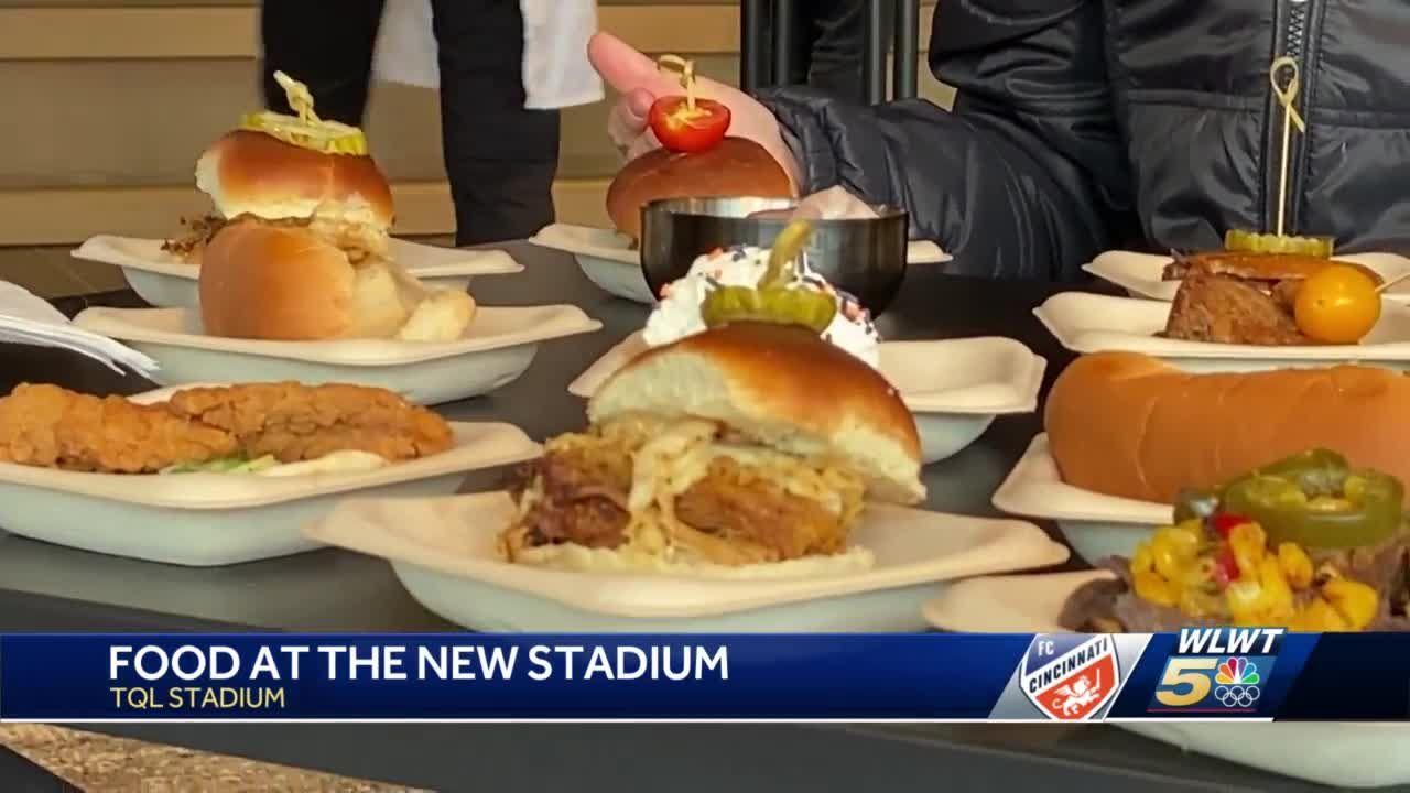 FC Cincinnati reveals new food options at TQL Stadium