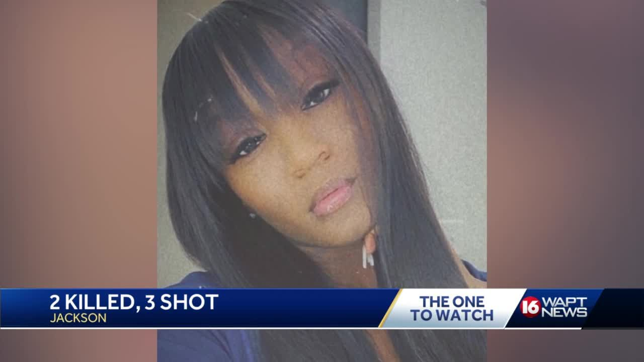 Woman killed in Jackson shooting