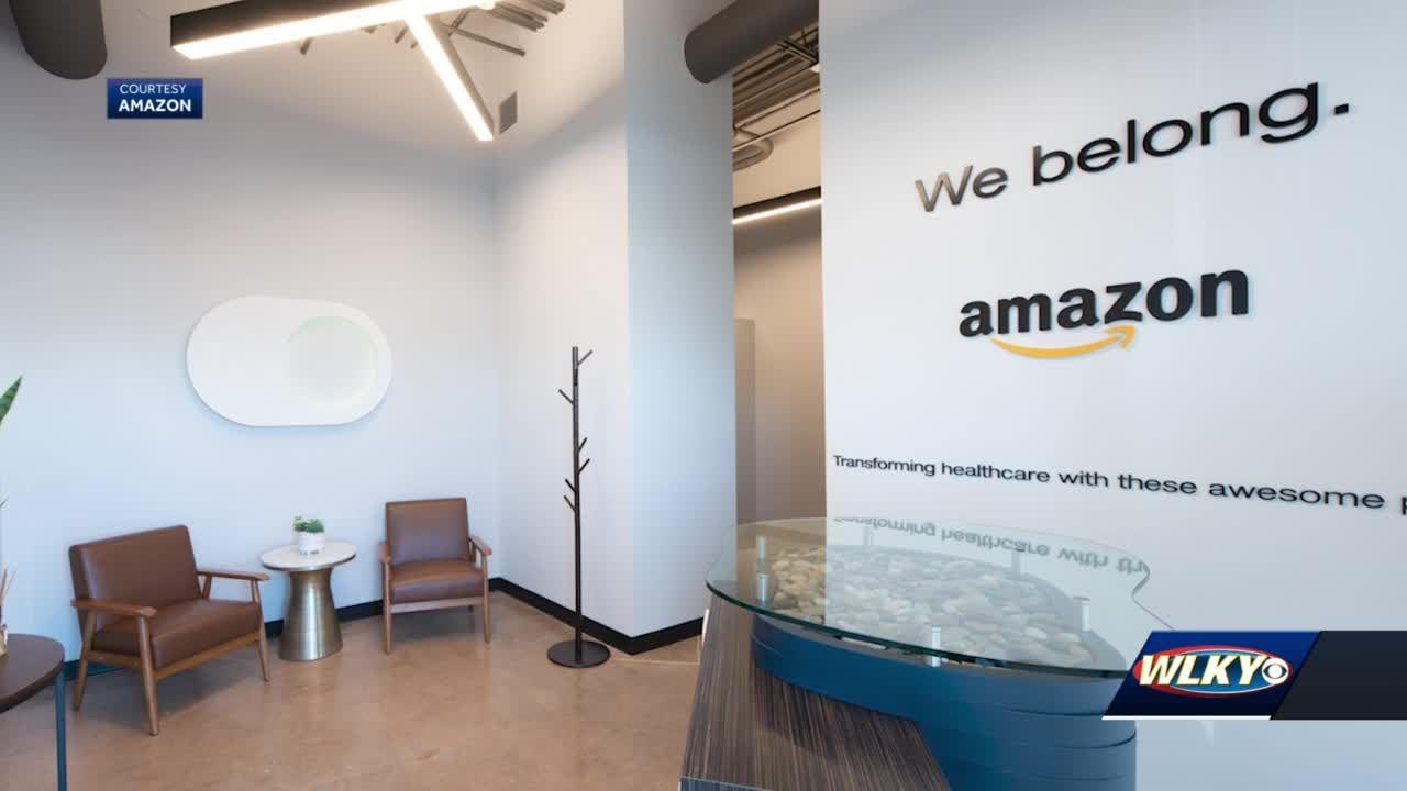 Amazon launches pilot health care program in Louisville