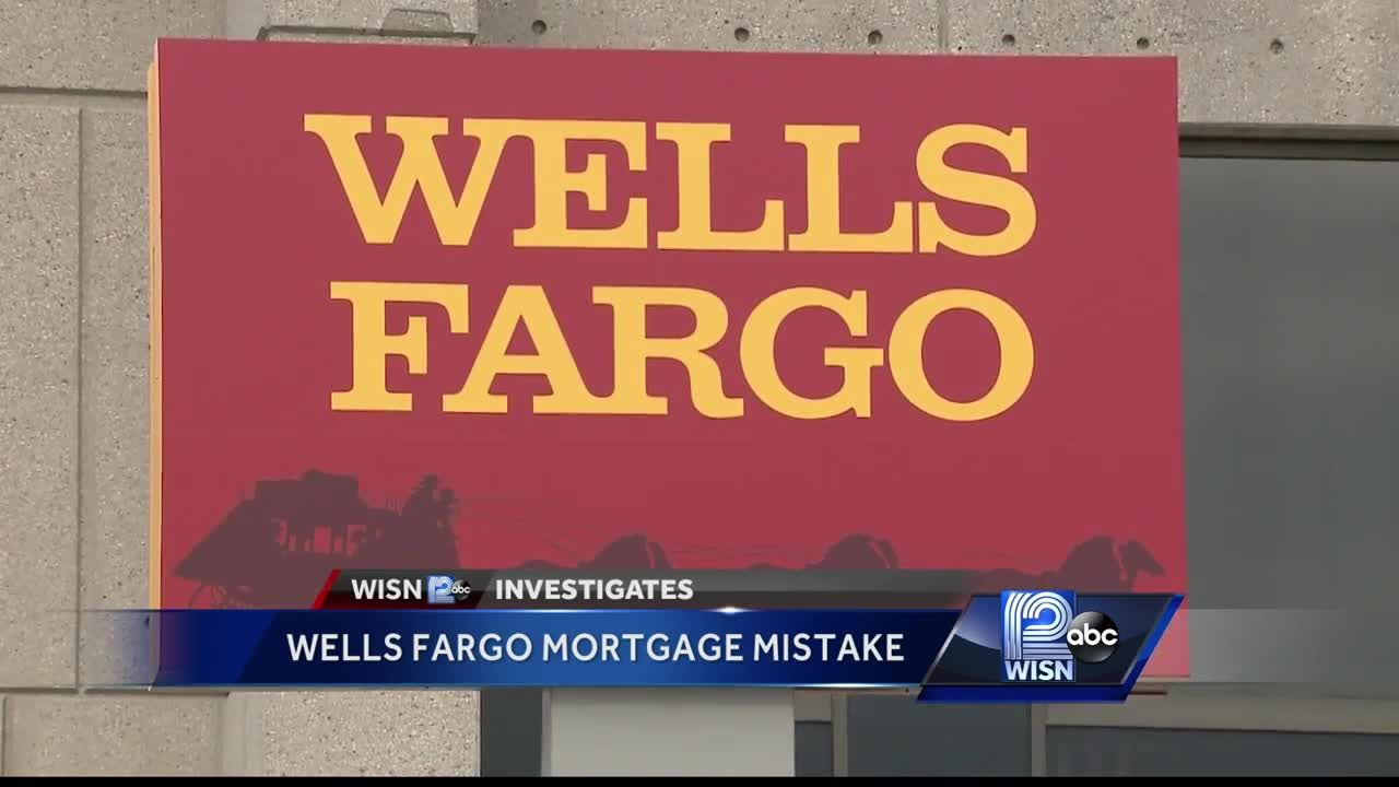 Some Wells Fargo mortgage holders mistakenly told their property taxes were  delinquent