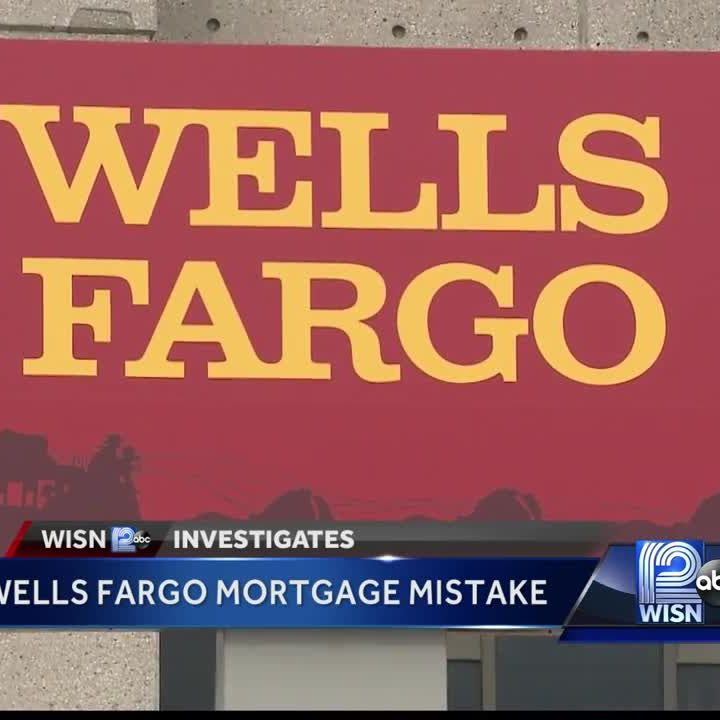 Some Wells Fargo mortgage holders mistakenly told their
