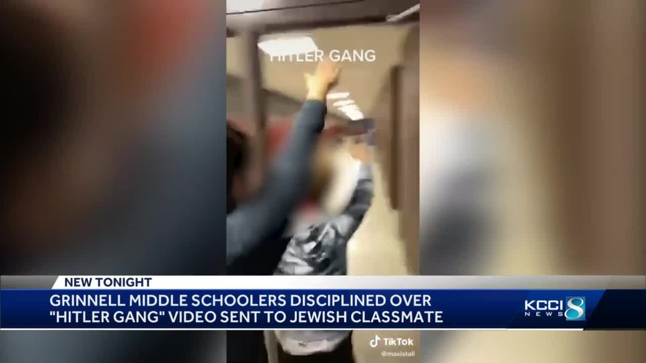Grinnell middle school students accused of posting racist TikTok