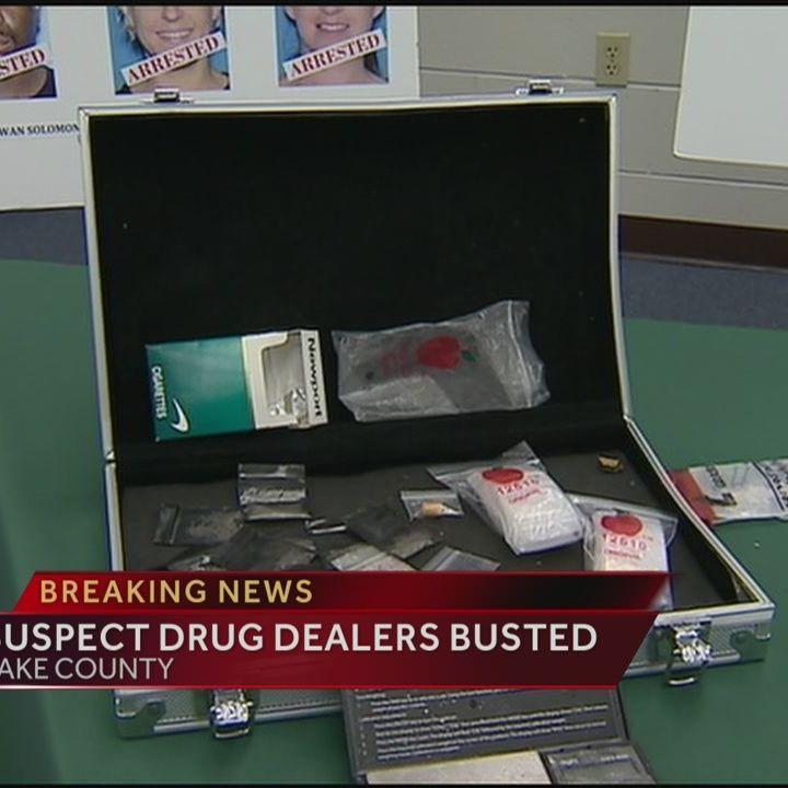 Lake County deputies: 51 drug dealers arrested in sting