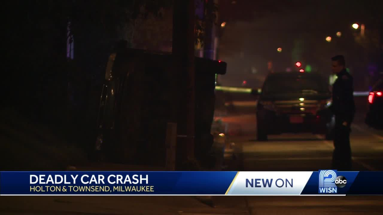 MPD: Woman killed in single-car crash