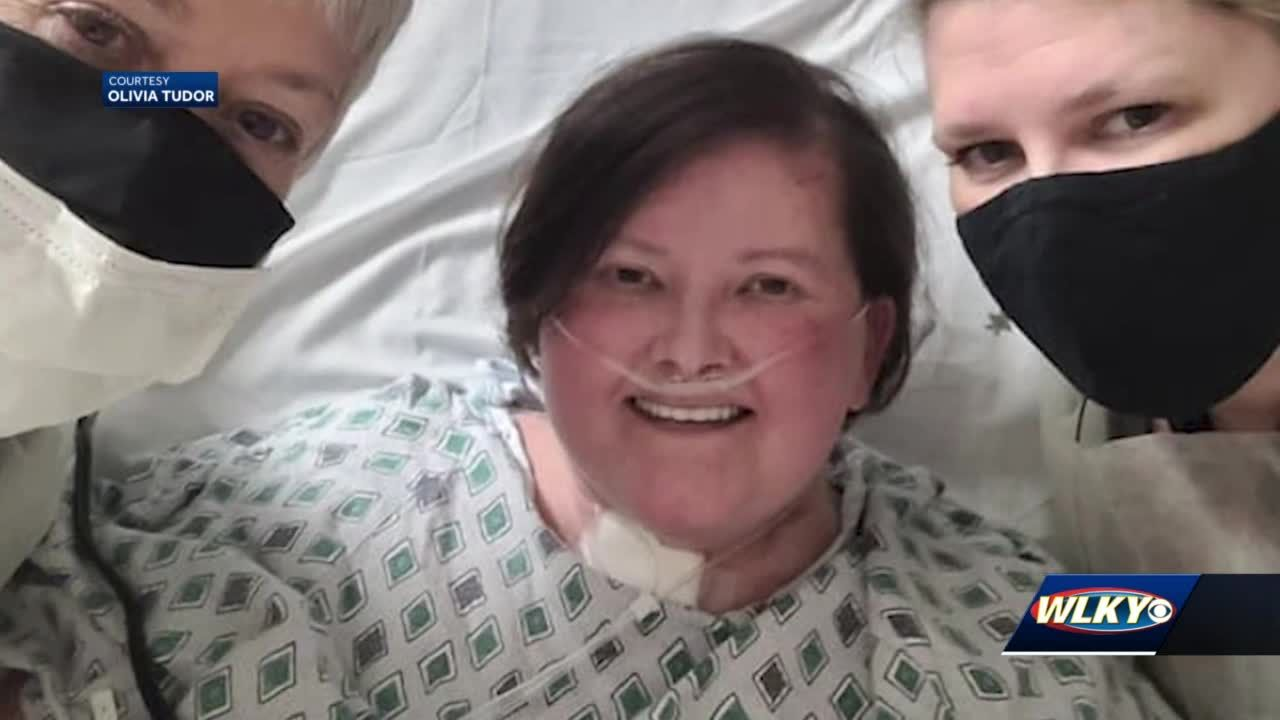 After near six month battle with COVID-19, Kentucky woman on road to recovery