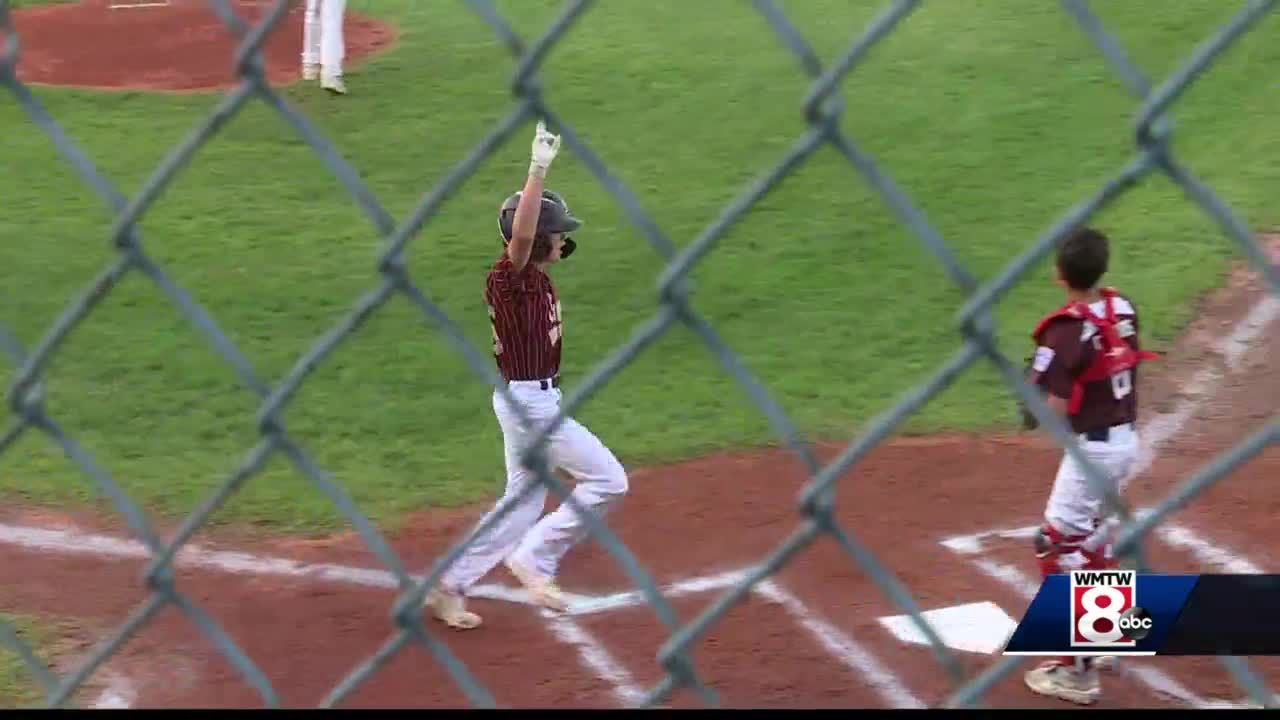 Saco forces another game in Little League state tourney