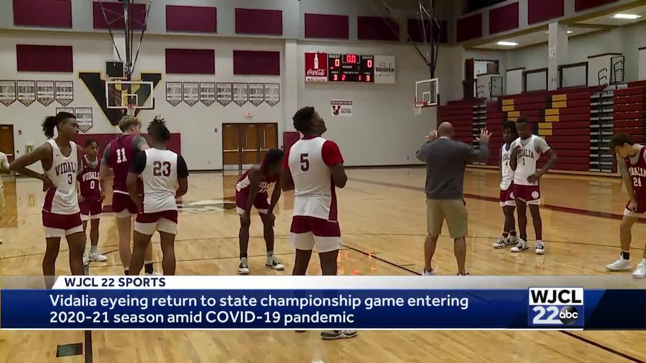 Vidalia boy's basketball eyeing success