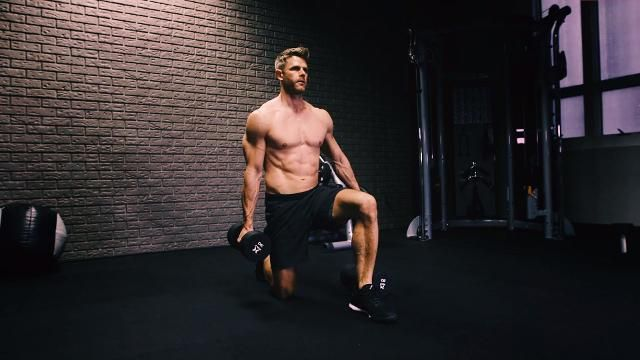 This Exercise Can Strengthen Your Core and Blow Up Your Biceps