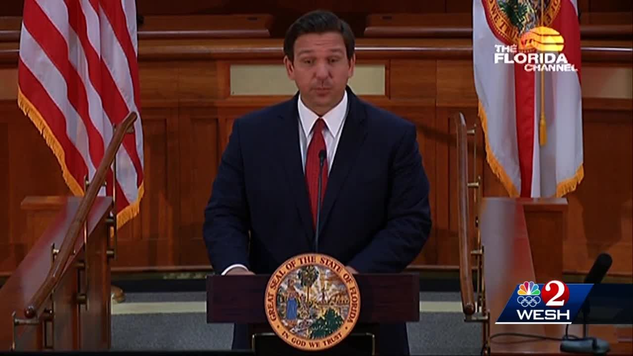 DeSantis holds new COVID-19 roundtable after YouTube pulls previous, citing misinformation concerns