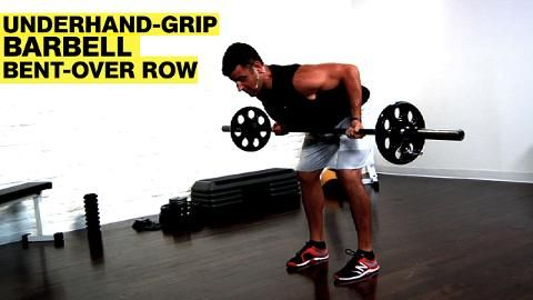 Work Your Back and Biceps in One Go
