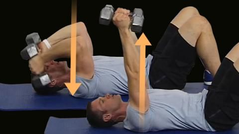The Exercise That Makes Your Triceps Pop